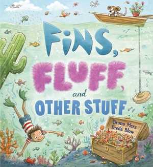 Storytime: Fins, Fluff, and other Stuff