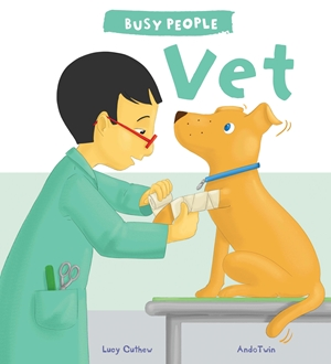 Busy People: Vet