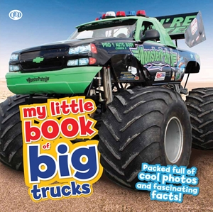 My Little Book of Big Trucks