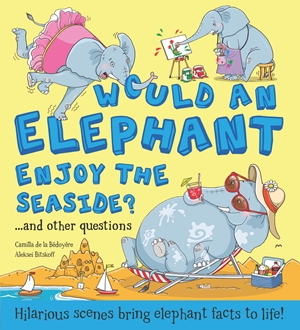 Would An Elephant Enjoy the Beach?