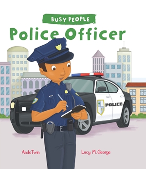 Busy People: Police Officer
