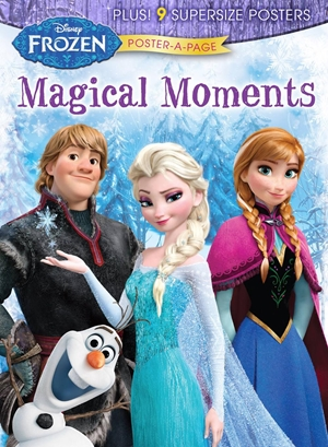 Disney Frozen Poster a Page