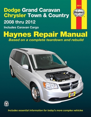 Dodge Grand Caravan & Chrysler Town & Country