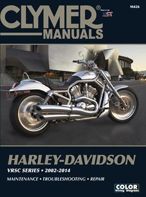 Harley-Davidson VRSC Series 2002-2014