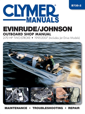 Evinrude/Johnson Outboard Shop Manual