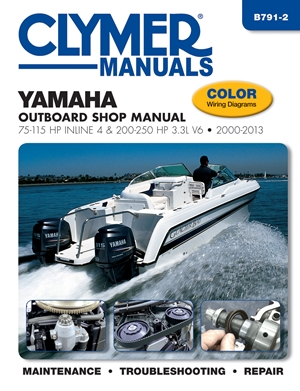 Yamaha Outboard Shop Manual