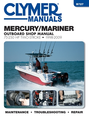 Mercury/Mariner 75-250 HP Two-Stroke 1998-2009