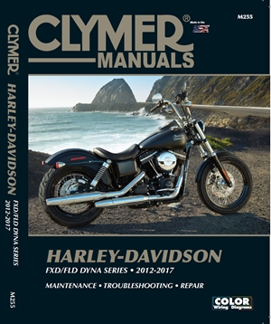 Harley Davidson FXD/FLD Dyna Series 2012-2017