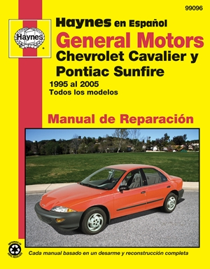 General Motors Chevrolet Cavalier y Pontiac Sunfire 1995 al 2005