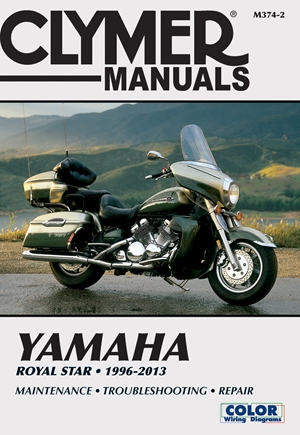 Yamaha Royal Star 1996-2013