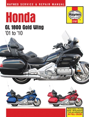 Honda GL 1800 Gold Wing '01-'10