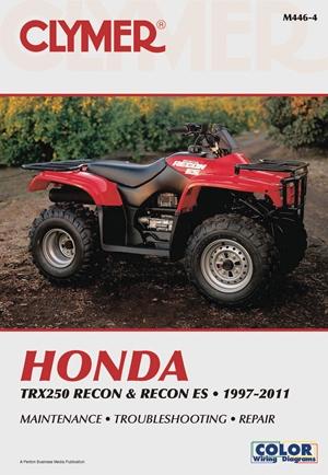 Honda TRX250 Recon & Recon ES 1997-2016