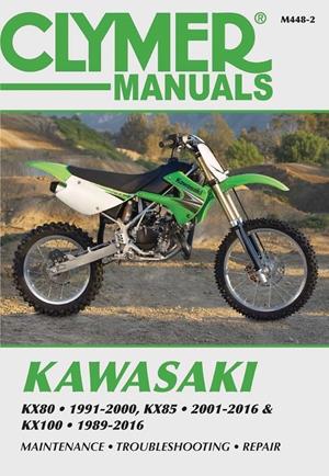 Kawasaki KX80, KX85 & KX100