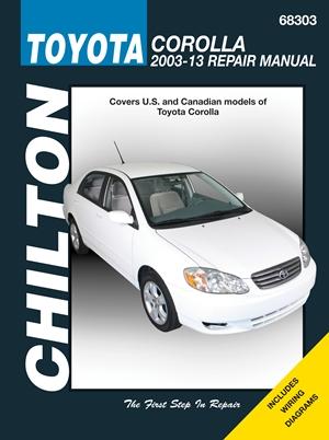 Toyota Corolla, 2003-13