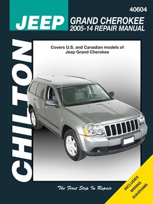 Jeep Grand Cherokee, '05-'14