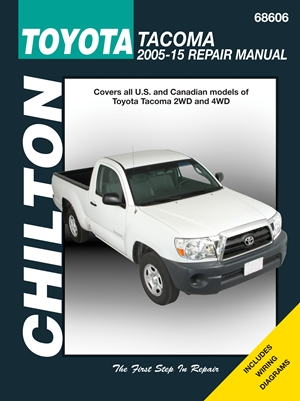 Toyota Tacoma, 2005-15