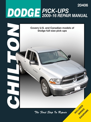 Dodge Full-size Pick-ups, 2009-16