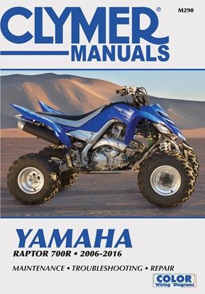 Yamaha Raptor 700R 2006-2016