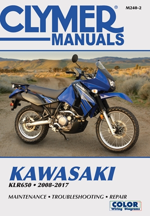 Kawasaki KLR650 2008-2017 by Haynes Publishing on