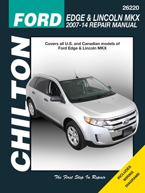Ford Edge & Lincoln MKX, 2007-2014