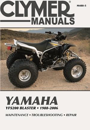 Yamaha YFS200 Blaster, 1988-2006