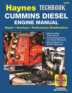 Cummins Diesel Engine Performance Techbook