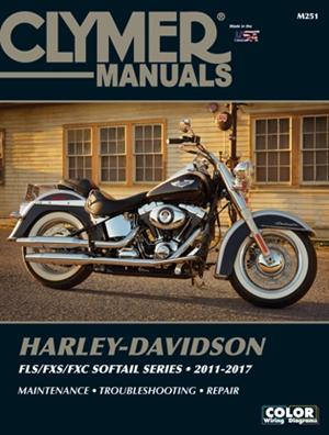 Harley-Davidson FLS/FXS/FXC Softail Series