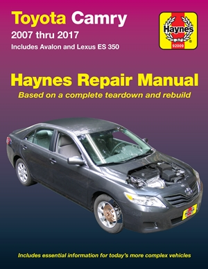 Toyota Camry Online Auto Repair Manual