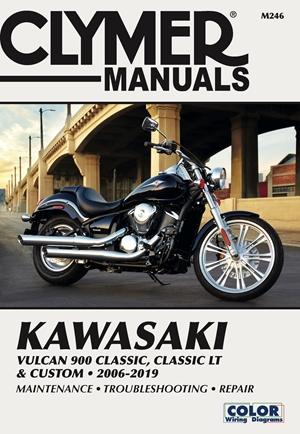 Kawasaki Vulcan Classic, Classic LT & Custom 2006 - 2019