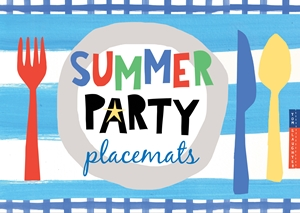 Summer Party Placemats