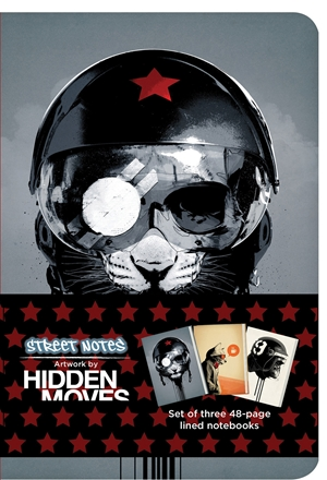 Street Notes Artwork by Hidden Moves (small)