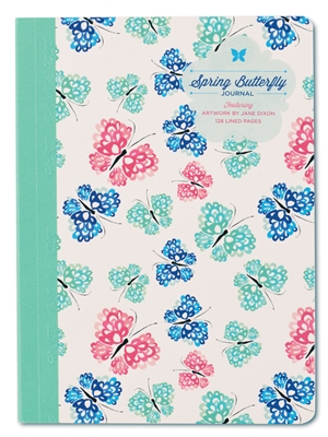 Spring Butterfly Journal