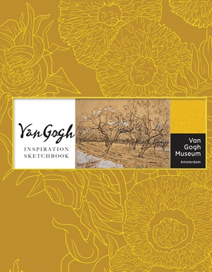Van Gogh Inspiration Sketchbook