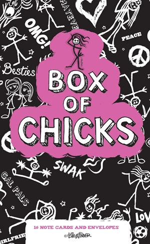 Box of Chicks - Cards for Girly Occasions