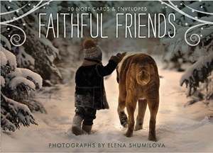 Faithful Friends 20 Note Cards & Envelopes