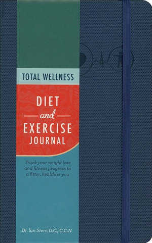 Total Wellness Diet and Exercise Journal