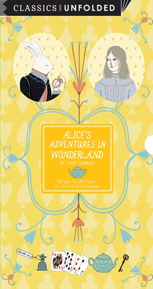 Alice's Adventures in Wonderland Unfolded