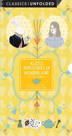Alice's Adventures in Wonderland Unfolded