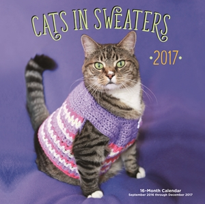 Cats in Sweaters Mini 2017