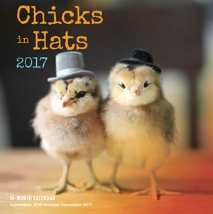 Chicks in Hats 2017