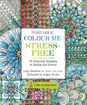 Portable Colour Me Stress-Free