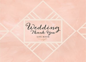 Wedding Thank You Logbook