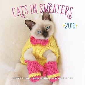 Cats In Sweaters Mini 2019
