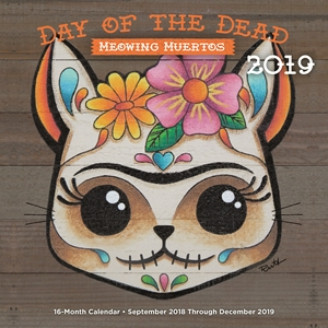 Day of the Dead: Meowing Muertos 2019