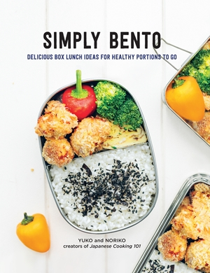 Simply Bento Delicious Box Lunch Ideas for Healthy Portions to Go