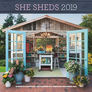 She Sheds 2019