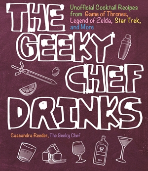 PREORDER THE GEEKY CHEF DRINKS