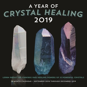 A Year of Crystal Healing 2019