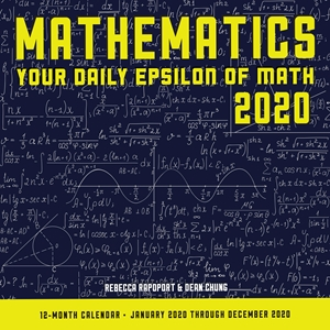 Mathematics: Your Daily Epsilon of Math 2020