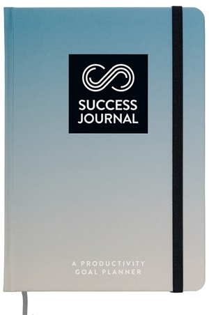 Success Journal / Serious Blue